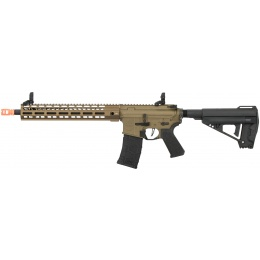 Elite Force VFC Avalon Gen2 Saber VR16 M-LOK Airsoft AEG Rifle - BRONZE