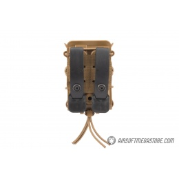 High Speed Gear Rifle / Pistol Double Decker Taco Magazine Pouch - COYOTE BROWN