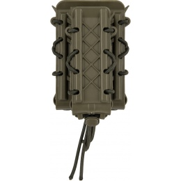 High Speed Gear Rifle / Pistol Double Decker Taco Magazine Pouch - OLIVE DRAB