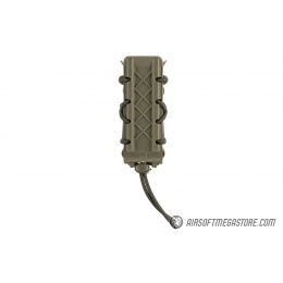 High Speed Gear Polymer Pistol TACO® Single Magazine Pouch - OLIVE DRAB