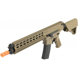 Echo1 Robinson Armament Licensed XCR-L Airsoft AEG Rifle - DESERT TAN