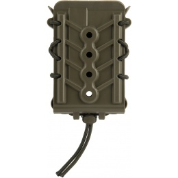 High Speed Gear Polymer TACO® M4/ M16 Single Magazine Pouch - OLIVE DRAB
