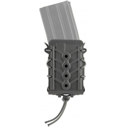 High Speed Gear Polymer TACO® M4/ M16 Single Magazine Pouch - WOLF GRAY