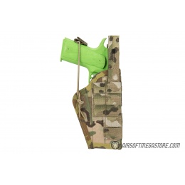 High Speed Gear Ambidextrous Nylon Holster - MULTICAM