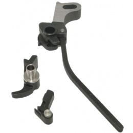 Atlas Custom Works Hammer and Strut for Marui Hi-Capa (Type 2) - SILVER