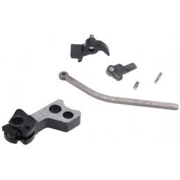 Atlas Custom Works Hammer and Strut for Marui Hi-Capa (Type 7) - SILVER