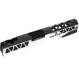 Airsoft Masterpiece Triangle Slide for Hi-Capa GBB Pistol- TWO TONE