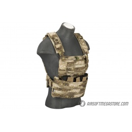 Flyye Industries 1000D Cordura WSH MOLLE Chest Rig - AUDE