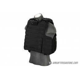 Flyye Industries 1000D Maritime Force Recon Vest [MED] - BLACK