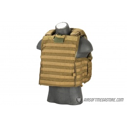 Flyye Industries 1000D Maritime Force Recon Vest [LRG] - COYOTE BROWN