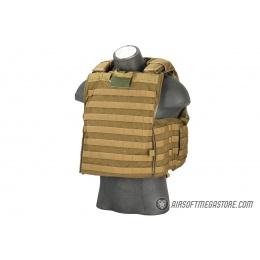 Flyye Industries 1000D Maritime Force Recon Vest [LRG] - COYOTE BROWN
