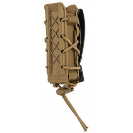 High Speed Gear Polymer Pistol TACO® Single Magazine Pouch - COYOTE BROWN