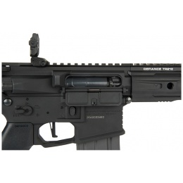 Krytac Trident MKII-M CRB Full Metal M4 Airsoft AEG Rifle - BLACK