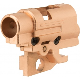 Maple Leaf Steel Hop-up Chamber Set for MARUI/WE/KJ Hi-Capa Series Pistols - BRONZE