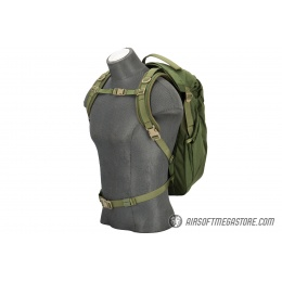 Flyye Industries 1000D Cordura Spear Backpack - OD GREEN