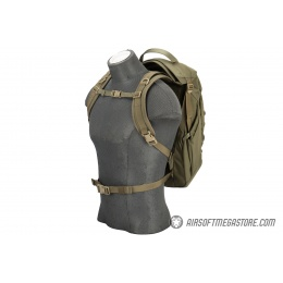 Flyye Industries 1000D Cordura Spear Backpack - RANGER GREEN