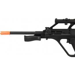 GHK AUG A1 Gas Blowback Airsoft Rifle - BLACK