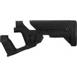 Lancer Tactical Alpha Stock - BLACK