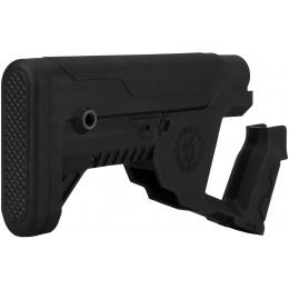 Lancer Tactical Alpha Stock - BLACK