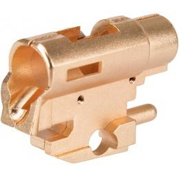 Maple Leaf Steel Hop-up Chamber Set for MARUI/WE/KJ M1911 Series Pistols - BRONZE