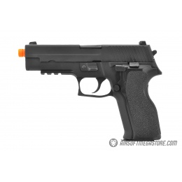 WE Tech F226 E2 MK25 Gas Blowback GBB Airsoft Pistol - BLACK