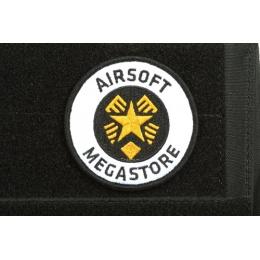 AMS Premium Airsoft Megastore Logo Patch - Full Color