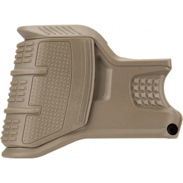 G-Force Magwell Grip for M4/M16 Airsoft Rifles - TAN