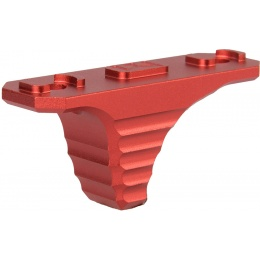 G-Force Aluminum M406 M-LOK Mini Handstop - RED