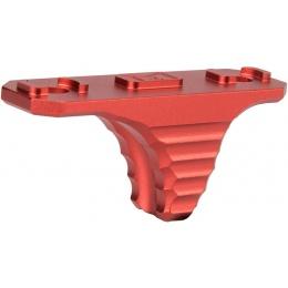 G-Force Aluminum M406 M-LOK Mini Handstop - RED