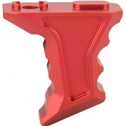 G-Force Aluminum M407A M-LOK MIni Handstop - RED