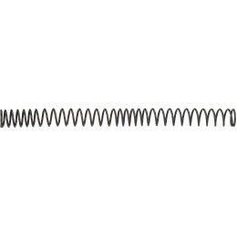 Lancer Tactical M120 High Quality Piano Wire Steel Spring