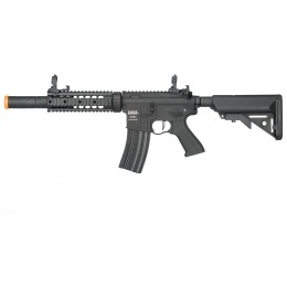 Lancer Tactical LT-15 ProLine Series M4 SD Airsoft AEG [LOW FPS] - BLACK