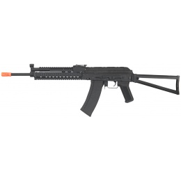 Lancer Tactical AK74 KTR RIS AEG Airsoft Rifle - BLACK