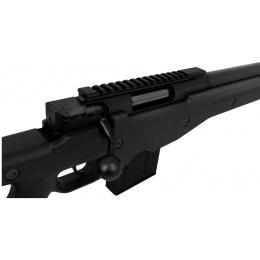 Tokyo Marui L96 AWS Bolt Action Airsoft Sniper Rifle w/ Bull Barrel - BLACK