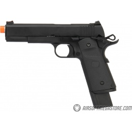 Army Armament Full Metal R26 1911 Gas Blowback Airsoft Pistol - BLACK