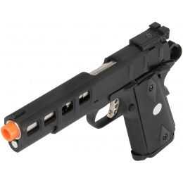 Army Armament Full Metal R30 1911 Gas Blowback Airsoft Pistol - BLACK