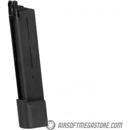 Army Armament Full Metal R32 Gas Blowback Airsoft Pistol - TAN
