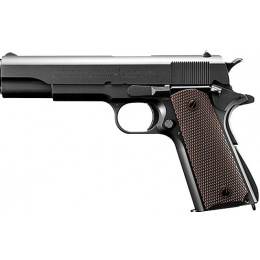 Tokyo Marui M1911A1 Government Gas Blowback Airsoft Pistol - BLACK