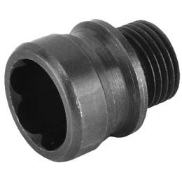 WE Tech X-Tactical 3.8 Compact Gas Blowback Airsoft Pistol (Color: Black)