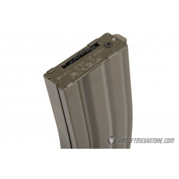 Army Armament 450rd L85 Airsoft Rifle Magazine - TAN