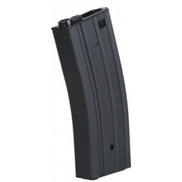 Echo1 Metal 300rd High Cap Magazine for M4 / M16 AEG Rifles - BLACK