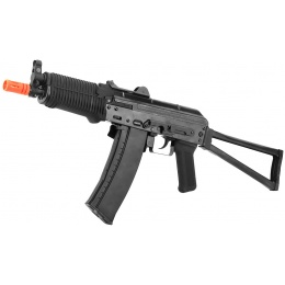 WE Tech Full Metal AK74UN GBBR Gas Blowback Rifle - BLACK