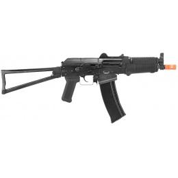 WE Tech Full Metal AK74UN GBBR Gas Blowback Rifle - BLACK