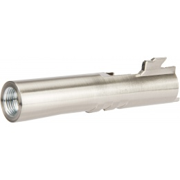 Army Armament Threaded Outer Barrel For Airsoft GBB 1911/Hi-Capa Pistols - SILVER