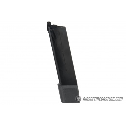 Army Armament 30rd 1911 Extended Airsoft Gas Blowback Magazine w/ Extended Base