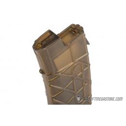 Army Armament 330rd Hi-Capacity AUG AEG Airsoft Rifle Magazine - DARK EARTH