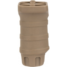 G-Force Rigid Long Vertical M-LOK Foregrip - TAN