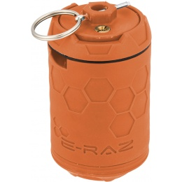 Z-Parts ERAZ Rotative 100 BBs Airsoft Grenade - ORANGE