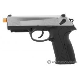 WE Tech Bulldog Full Size Full Metal Gas Blowback Airsoft Pistol - TWO TONE