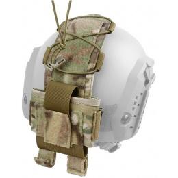 G-Force 500D Cordura MK1 Helmet Battery Case - MULTICAM